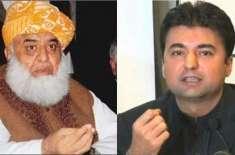 مولانا فضل الرحمان کو دوبارہ الیکشن لڑںے کی پیشکش