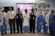 مکّہ مکرمہ کے مشہور ہسپتال میں اس بار حاجیوں کے دِل کے 787 آپریشن کیے ..