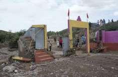 مراکش،سیلابی ریلا فٹ بال گرائونڈ میں داخل ہونے سے آٹھ افرادہلاک