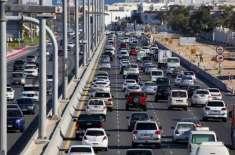 اماراتی پولیس نے افطار کے اوقات کے قبل ٹریفک ضوابط کی پابندی کی ہدایت ..