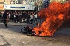 ایران میں پٹرول کی قیمتوں میں اضافے کے خلاف احتجاج میں 36 افراد ہلاک