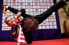 دوسری سٹوڈنٹ اولمپک ایشین گیمز 27 دسمبر سے ملائیشیا میں شروع ہوگے