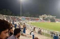 قومی ٹی 20 کپ میں کل دو میچ کھیلے جائینگے