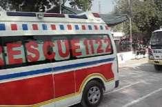 ضلع سیالکوٹ میں گزشتہ چوبیس گھنٹوں دوران 34 ٹریفک حادثات میں39 افرادزخمی