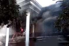گھر میں آتشزدگی کے باعث دلہن سمیت 4 افراد کے جاں بحق ہونے کا معاملہ