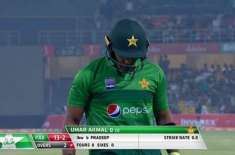 Omar Akmal has repeatedly made a national record of being out at zero The national batsman snatched this desired record ..