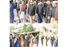 تمام وزراء اور ایم ایل اے اپنے حلقوں میں کارکنان کے ساتھ موئثر رابطوں ..