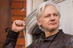وکی لیکس کے بانی جولین اسانج کی گرفتاری کے بعد چار کروڑ سائبر حملے
