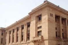 سندھ ہائیکورٹ نے لاپتہ افراد کی بازیابی سے متعلق درخواستوں پر ایس ایس ..