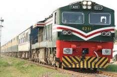 لاہور سے کراچی آنے والی ٹرین جناح ایکسپریس میں آتشزدگی