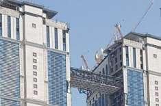 سعودی عرب میں دُنیا کی سب سے اُونچی معلق مسجد کی تعمیر شروع