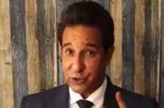 Wasim Akram releases video message encouraging boxer Mohammad Wasim Best wishes are with Mohammed Wasim, it is hoped that ..