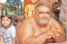 320 کلو وزنی نور حسن موٹاپے اور لاچارگی کا شکار کیسے ہوئے؟