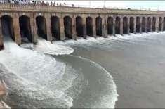 واپڈا نے مختلف آبی ذخائر میں پانی کی آمد و اخراج کے اعداد و شمار جاری ..