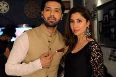 ماہرہ خان نے ایک ساتھ فلم کیلئے فہد مصطفیٰ کو ''ہاں''کردی
