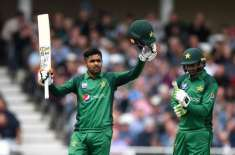 babar azam became Fastest Pakistani by (innings) to 9 ODI Centuries