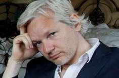 امریکا نے وکی لیکس کے بانی جولیان اسانج پر فرد جرم عائد کر دی