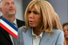 فرانسیسی خاتون اول کو بدصورت کہنے والے برازیلی وزیر نے معافی مانگ لی