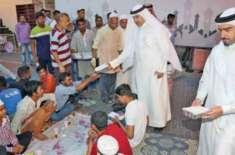 بحرین: منامہ میں تارکین وطن کے لیے روزانہ افطاری کا اہتمام