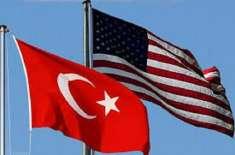 امریکی سینیٹ کی خارجہ تعلقات کمیٹی میں ترکی کیخلاف پابندیوں کا بل منظور