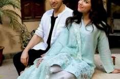 اُشنا شاہ ،احسن خان کے ساتھ ڈرامہ سیریل''بندھے ایک ڈور سے'' میں اہم ..