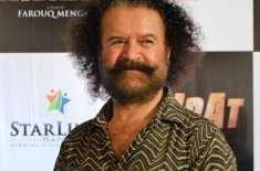 سینئر اداکار ایوب کھوسو کا تحریک آزادی کشمیر پر فلم بنانے کا اعلان