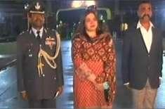 بھارتی پائیلٹ ابھی نندن کی رہائی کے لیے سعودی عرب کی جانب سے دباؤ ڈالنے ..