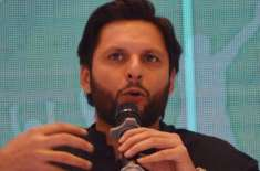 junaid khan exclusion from world cup squad not fair: shahid afridi