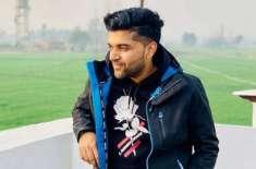 بھارتی گلوکار گرو رندھاوا کی پاکستان آنے کی خواہش ظاہر کر دی