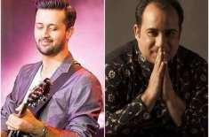 بھارتی میوزک کمپنی نے پاکستانی گلوکاروں کے گانے یوٹیوب سے ہٹادیئے
