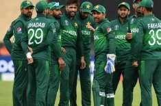 بھارت کو میچ ہرانے پر قومی ٹیم کے کھلاڑیوں میچ فیس کا 100فیصد بونس دیا ..