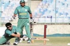 پاک انگلینڈ بلائنڈ کرکٹ سریز میں پاکستان کا غلبہ برقرار