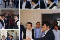 عارف والا: کمشنر ساہیوال ڈویژن کا ڈپٹی کمشنر پاکپتن احمد کمال مان کے ..