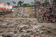 نائیجیریا : انتخابی ریلی میں بھگدڑ سے 26افراد جاں بحق 'درجنوں زخمی