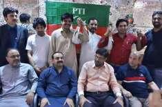 پاکستان سے عمرے کی سعادت حاصل کرنے  کے لیئے آئے ہوئے پی ٹی آئی کے ڈپٹی ..