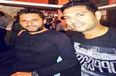 After Shahid Afridi wishes Yuvraj on his retirement, Indian recalls his 40-ball 100 in Kanpur