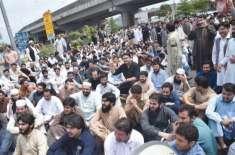 ایبٹ آباد میں ڈاکٹروں کی ہڑتال 21 روز میں داخل