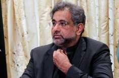 نیب نے شاہد خاقان عباسی کے خلاف رجسٹرار دفتر کے اعتراضات دور کر ایل ..