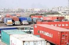 ملک کی مجموعی برآمدات کاحجم 27.22ارب ڈالر تک پہنچ گیا