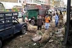 کوئٹہ سبزی منڈی بم دھماکے کی ذمہ داری داعش نے قبول کر لی