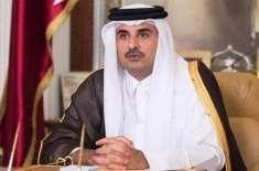 امیر قطر نے پاکستان کے دورے کا فیصلہ کر لیا