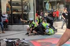 4 Injured, 3 Arrested in Shooting at Toronto Raptors NBA Celebration