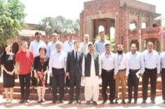 کامسیٹس یونیورسٹی اسلام آباد ، لاہور کیمپس نے 19.8.2019 کو گوانگژو یونیورسٹی ..