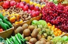 اسلام آباد، گذشتہ ہفتہ کی نسبت سبزیوں کی قیمتوں میں اضافہ، پھلوںکی ..