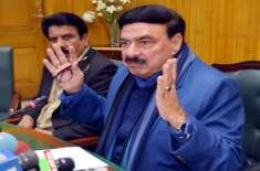 حکومت دو سے تین ماہ میں مہنگائی، بیروزگاری پر کنٹرول کرلے گی 'شیخ رشید ..