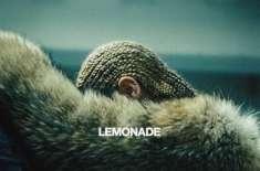 بیونسے نوول کی فلم ''لیمنیڈ '' کی آڈیو 23 اپریل کو ریلیز کی جائے گی