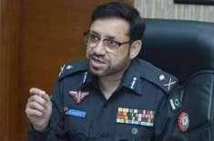 آئی جی سندھ ڈاکٹرسید کلیم امام کی ہدایات