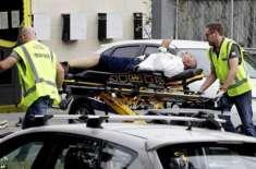 نیوزی لینڈ: سفاک دہشت گرد کی گولی کا نشانہ بننے والا سعودی شہادت پا ..