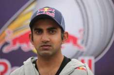 Indians should back team if it forfeits Pakistan match at World Cup:Gautam Gambhir