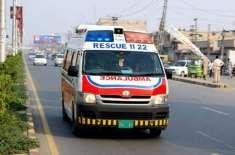گجرانوالہ میں یوم پاکستان کی تقریب میں سکول کی دیوار گرنے سے پانچ بچوں ..